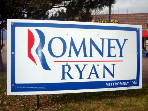 Vote Mitt Romney, America needs you.